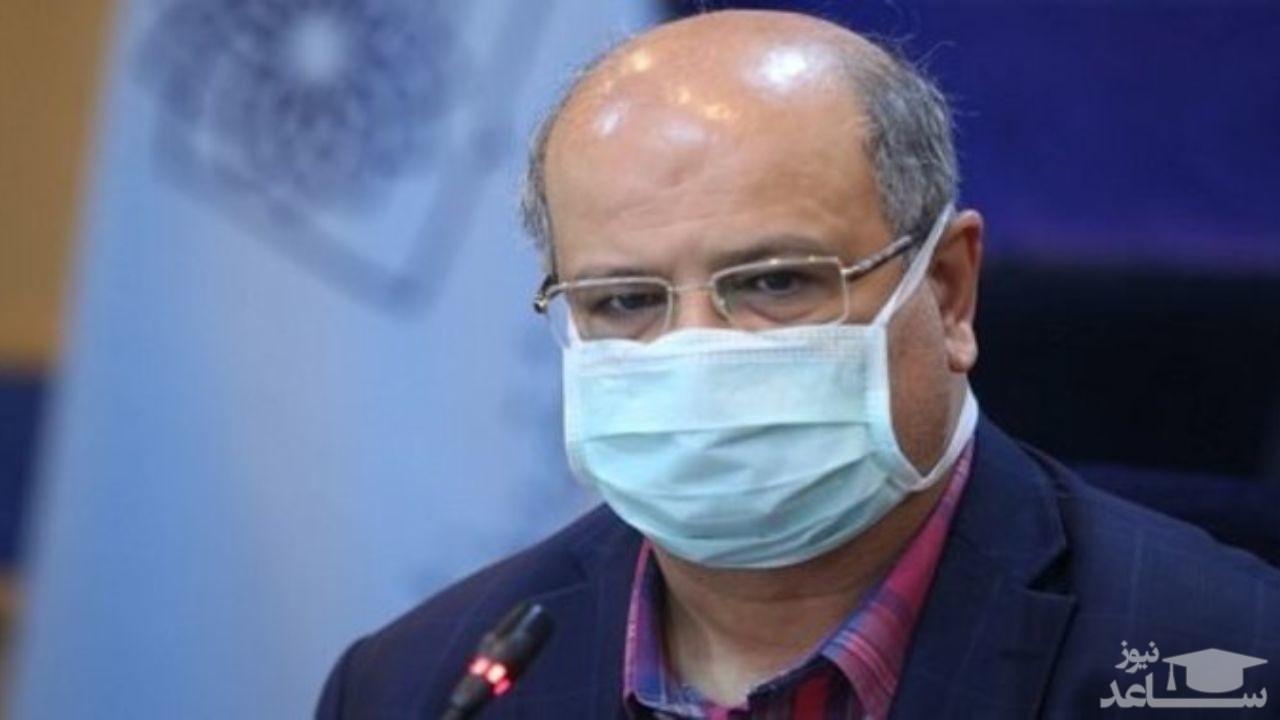 کرونا در تهران رکورد زد/ بدون محدودیتهای کرونایی شرایط نگران کنندهای خواهیم داشت