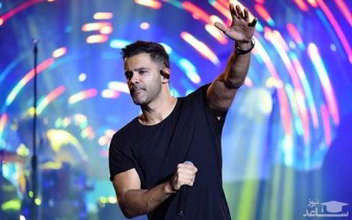 انتقاد تند «سیروان خسروی» از اتفاقی که در کنسرتش افتاد
