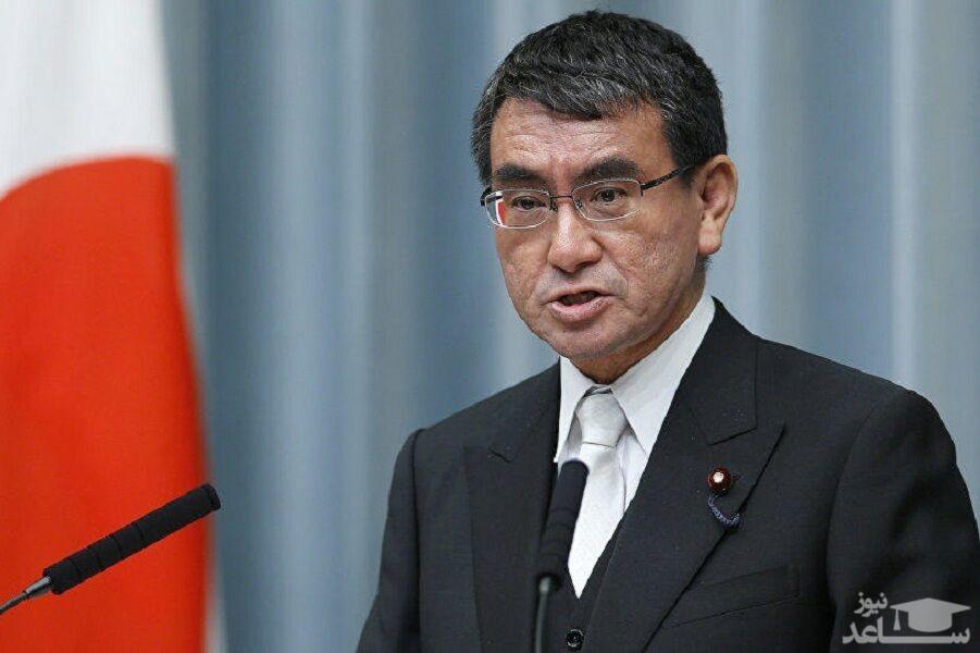وزیر خارجه ژاپن : توکیو برای کاهش تنش میان آمریکا و ایران تلاش می کند