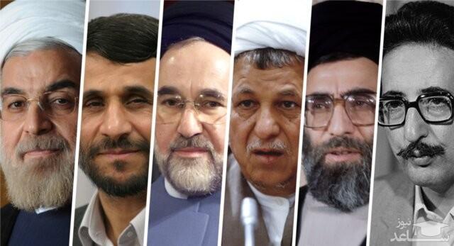 چالش ۱۱۳ برای همه روسای جمهور ایران
