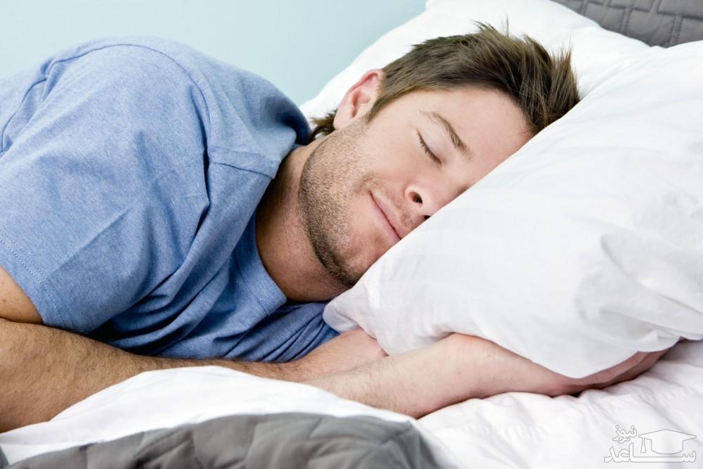 دلیل خوابیدن مردان پس از  رابطه جنسی