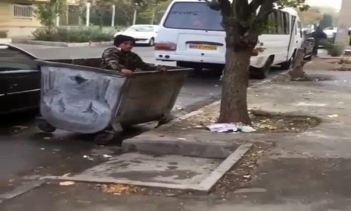 عاملان آزارِ کودک زبالهگرد راهی زندان شدند