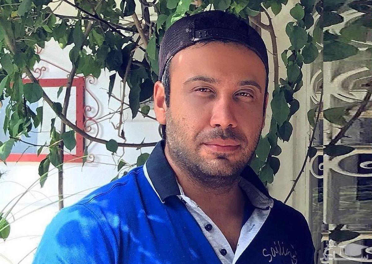 خواننده محبوب ایرانی و شهاب حسینی در کنار هم