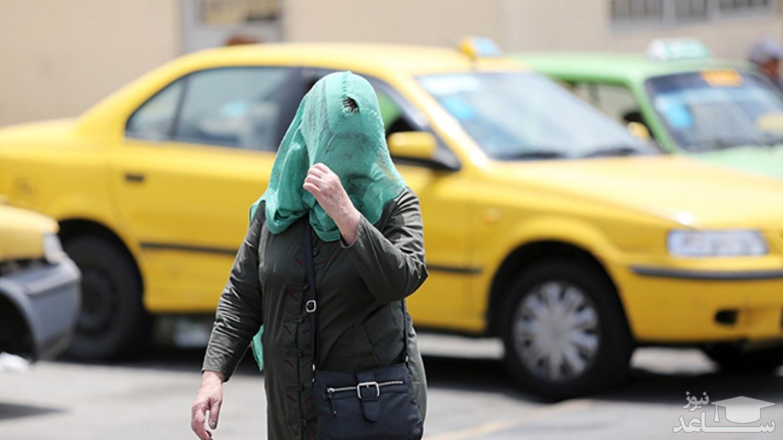 دمای خوزستان از ۵۰درجه گذشت
