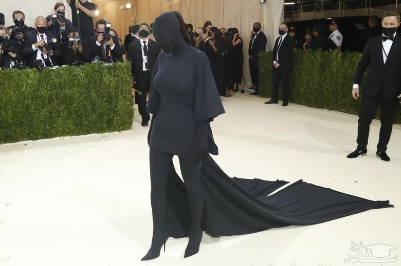 لباس های عجیب و غریب در جشن مت گالا 2021 (جشن مُد) در نیویورک/ رویترز