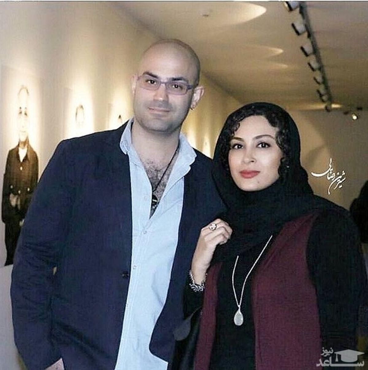 واکنش جنجالی حدیثه تهرانی و همسرش به مهاجرت مهراد جم