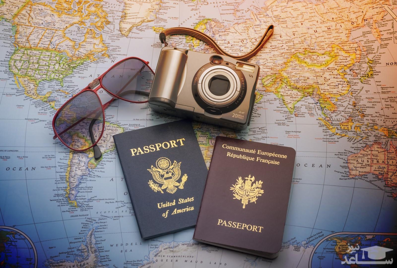 معتبرترین و قدرتمندترین پاسپورت های جهان در سال ۲۰۲۰