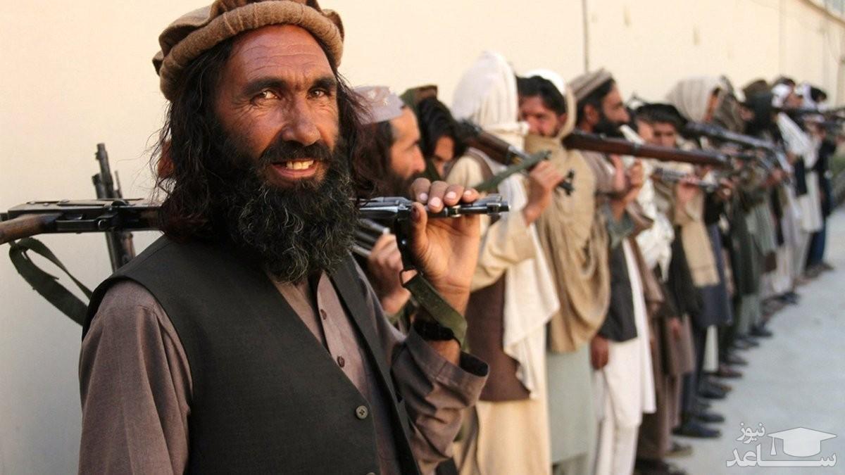 (عکس) طالبان در پارک تفریحی کابل