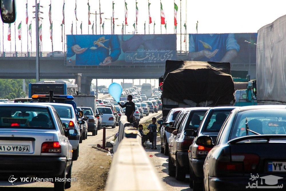 کرونای مرگبار در جادهها انتظار مسافران را میکشد