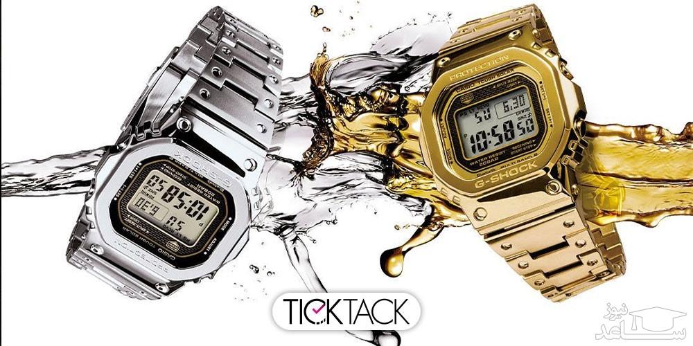 ۸ دلیل برای اینکه خرید ساعت جی شاک (G-SHOCK) بهترین است!
