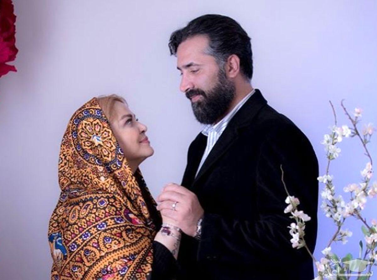 واکنش همسر بهاره رهنما بازیگر پرحاشیه ایرانی به قضاوت های مردم
