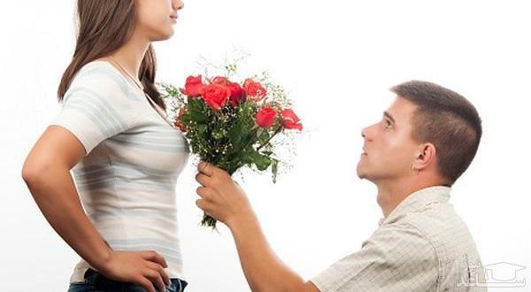 مردان عاشق و شیفته چه زنانی می شوند؟