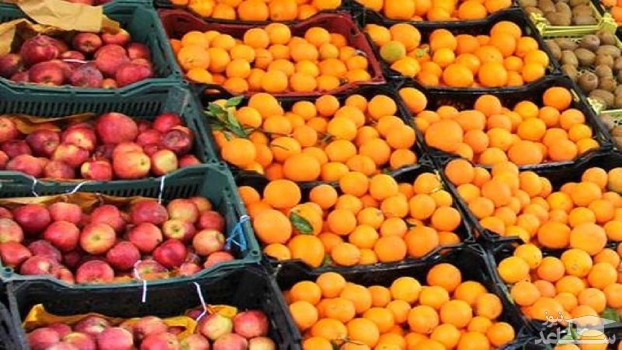 جزئیات توزیع سیب و پرتقال شب عید در تهران