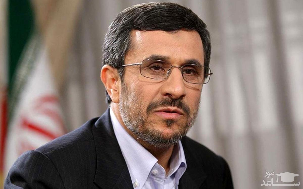 (کاریکاتور) واکنش مردم به جدیدترین تهدید احمدینژاد!
