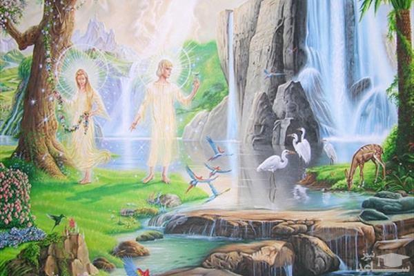 دیدن بهشت در خواب چه تعبیری دارد؟ / تعبیر خواب بهشت