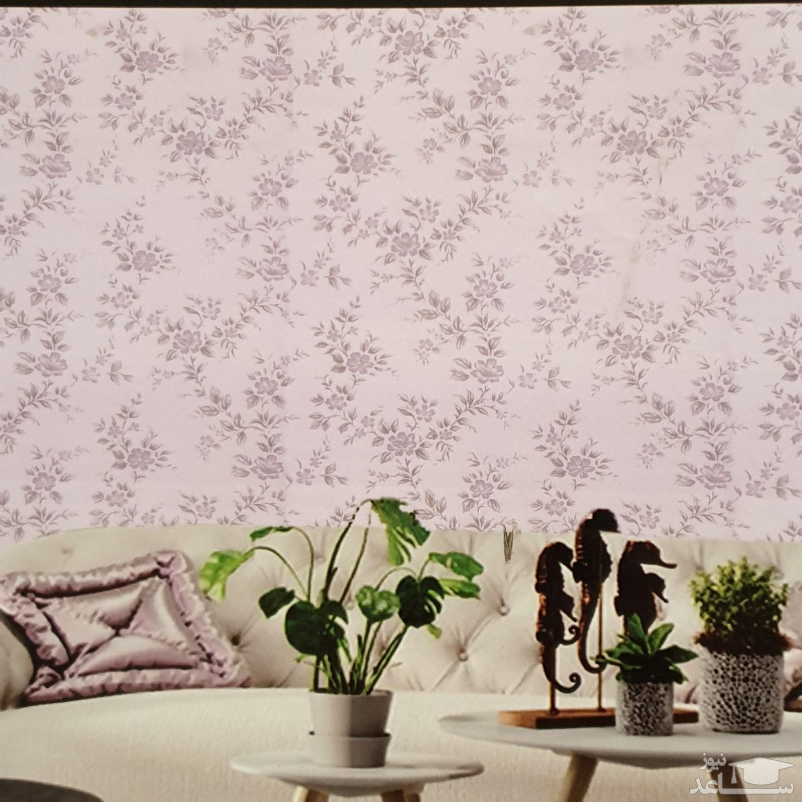 نگاهی بر طراحی دکوراسیون داخلی با کاغذ دیواری