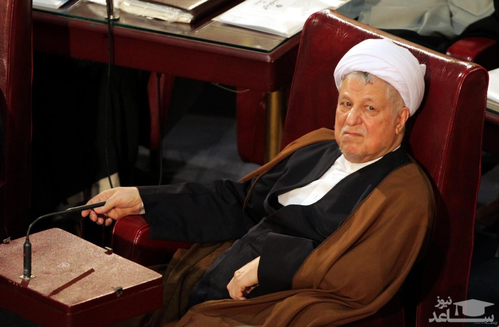 هشدار یاسر هاشمی در خصوص حذف نام پدرش