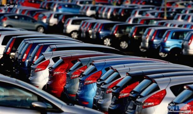 قیمت انواع خودروهای خارجی و وارداتی امروز شنبه 10 شهریور ۹۷ +جدول
