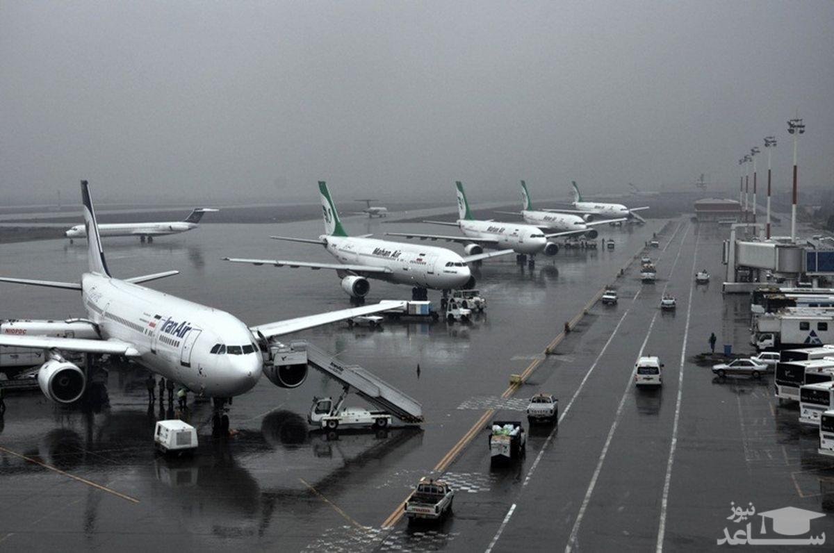 قیمت بلیت پرواز تهران - استانبول مشخص شد