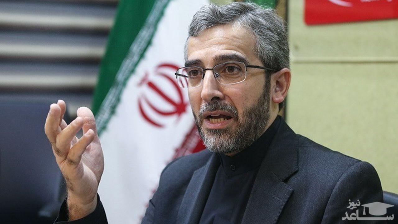 ایران با کره جنوبی اتمام حجت کرد !