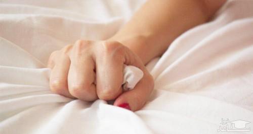 نشانه های ارضا شدن و به ارگاسم رسیدن زن در سکس و رابطه جنسی