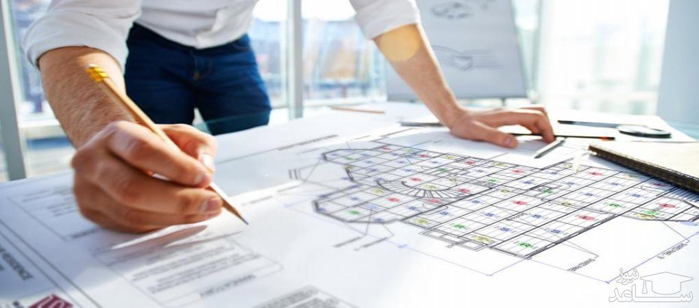 مواد آزمون ورود به حرفه مهندسان رشته معماری(اجرا) سال 97 نظام مهندسی ساختمان
