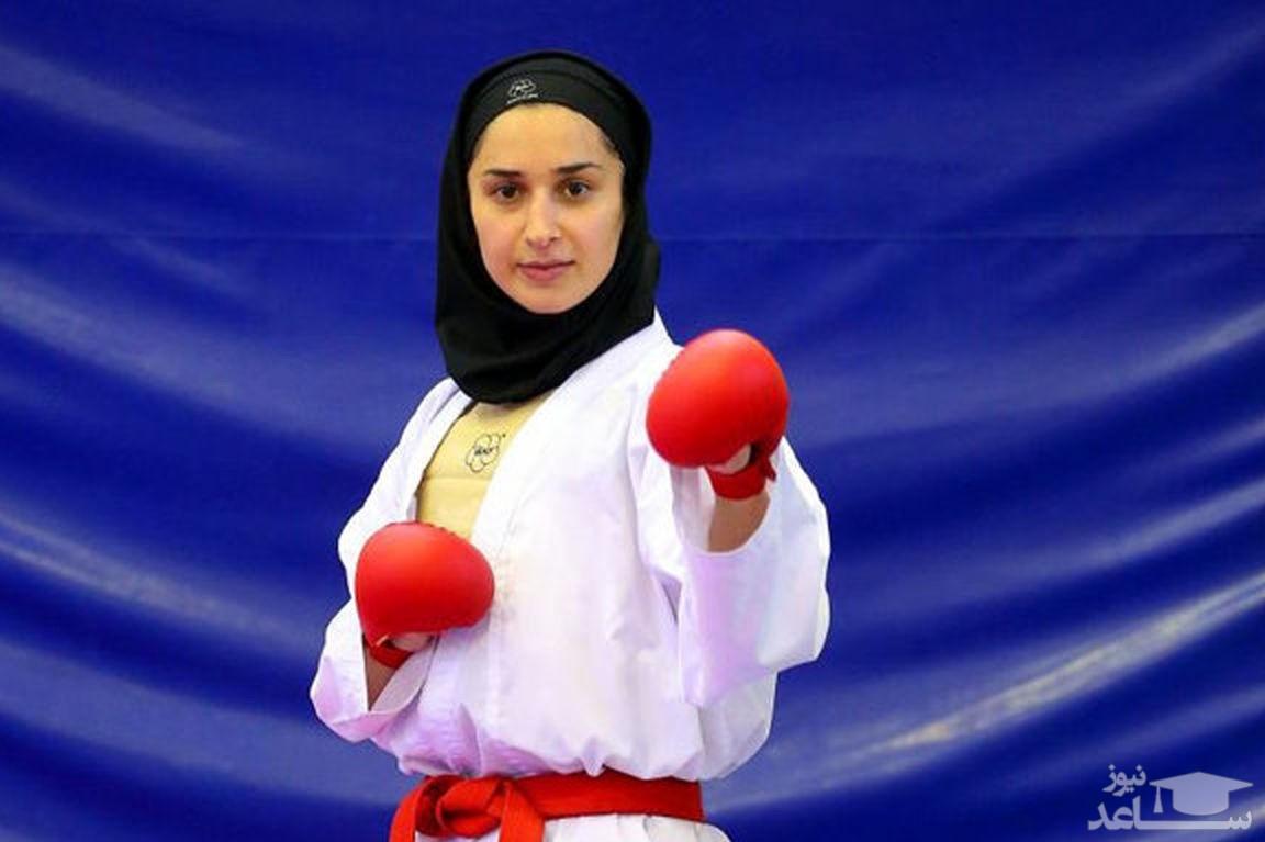 رزیتا علیپور، سهمیه المپیک گرفت