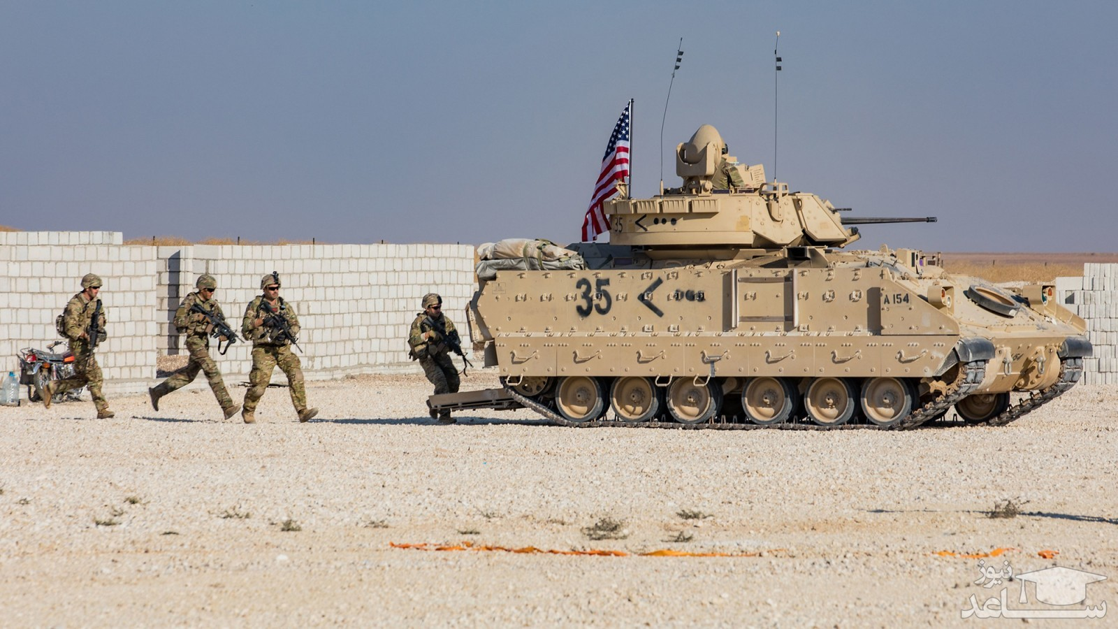 حمله به آمریکایی ها در سوریه