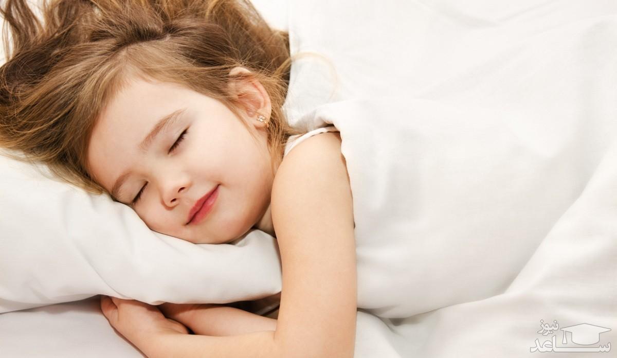 اینفوگرافیک/ پنج راه ساده برای خواب راحت