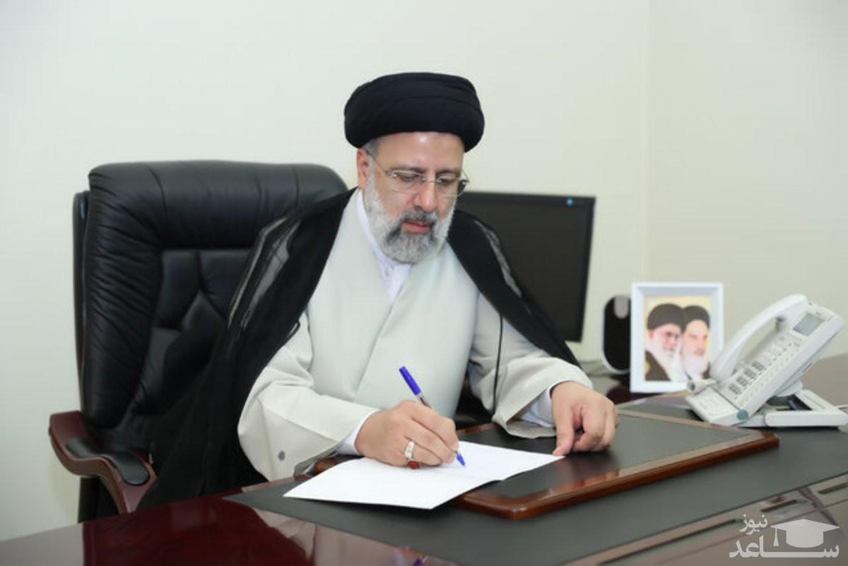پیام تسلیت رئیسی درپی درگذشت مادر شهیدان حق گویان