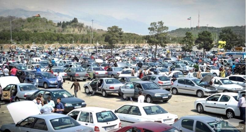 ارزانی 10 تا 20 میلیونی قیمت خودرو
