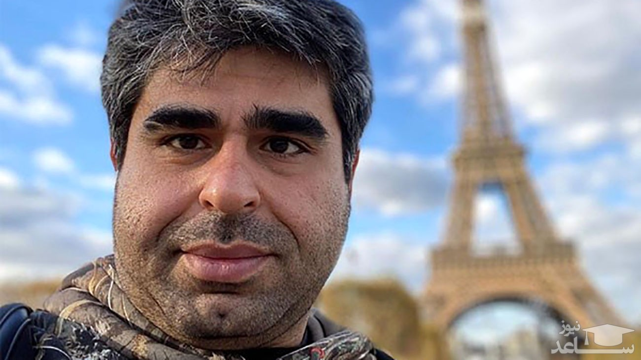سلفی امیر نوری، بازیگر طنز با مداح مشهور