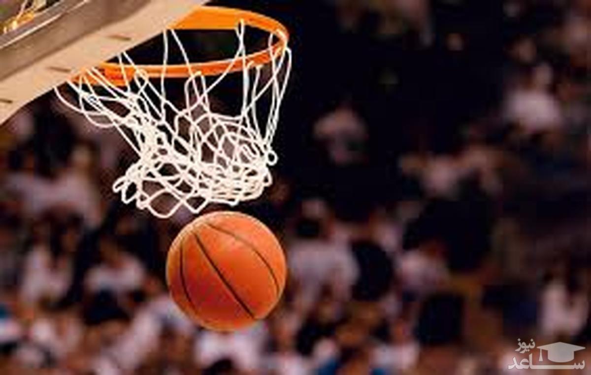 (فیلم)ضرب و شتم داور مسابقه بسکتبال دختران