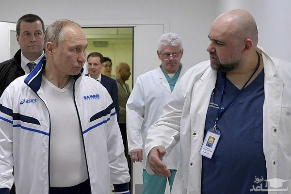 پوتین تحت مراقبتهای خانگی قرار گرفت
