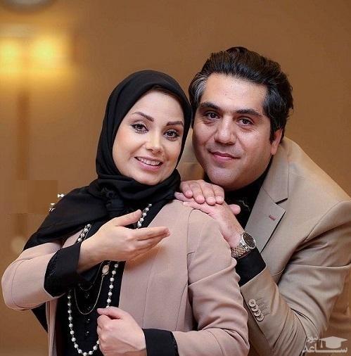 نقاشی جالب  از صبا راد و همسرش مانی رهنما