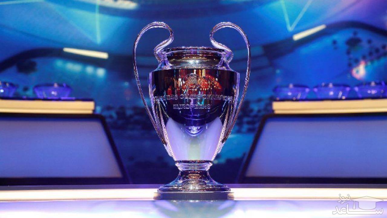 معرفی بهترین بازیکنان هفته لیگ قهرمانان اروپا