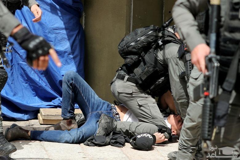 ناآرامی در فلسطین