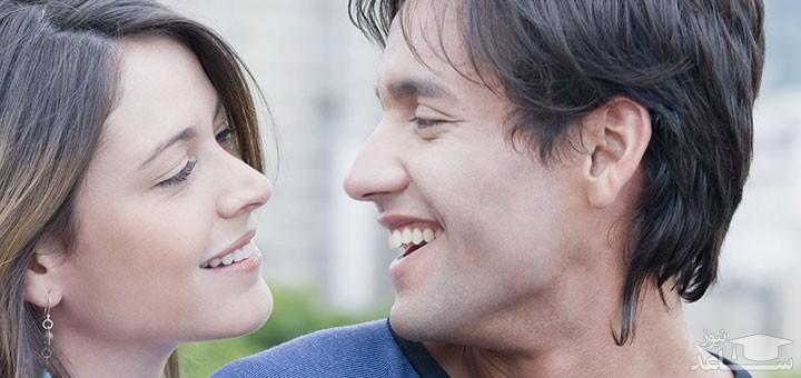 فواید بوسیدن زن و شوهر در زندگی زناشویی