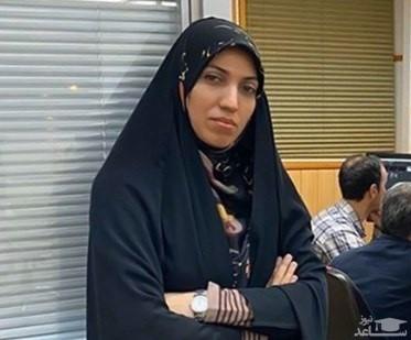 حمله مجری جنجالی سیما به وزارت امور خارجه!