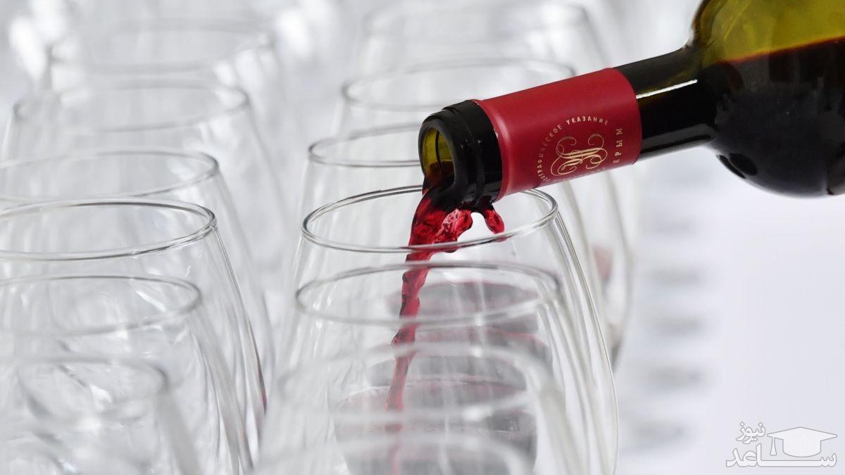 عاقبت سلطان شراب را ببینید!