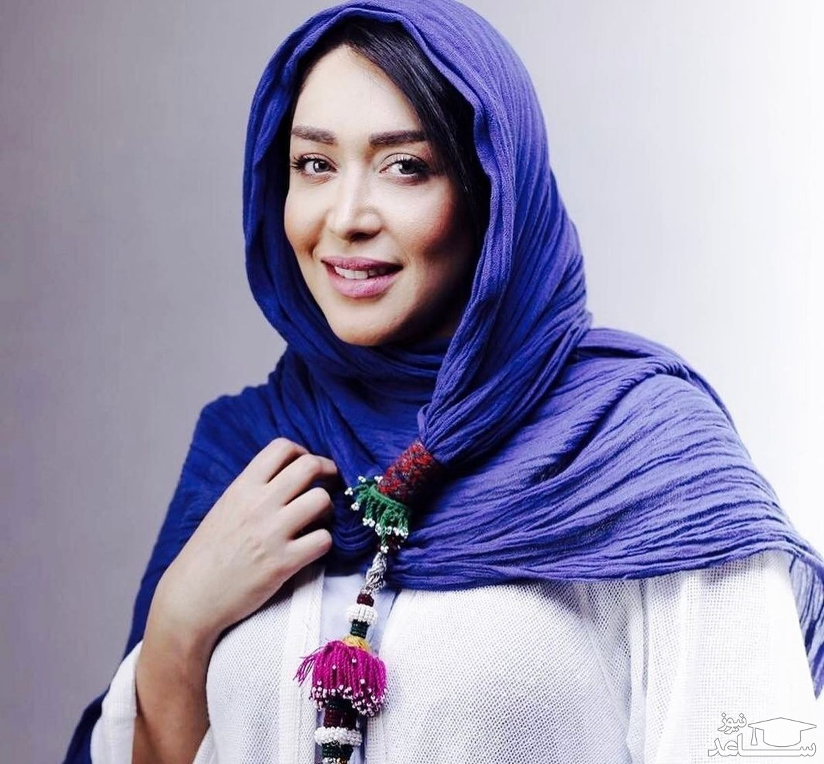 ظاهر جدید سارا منجزی پور