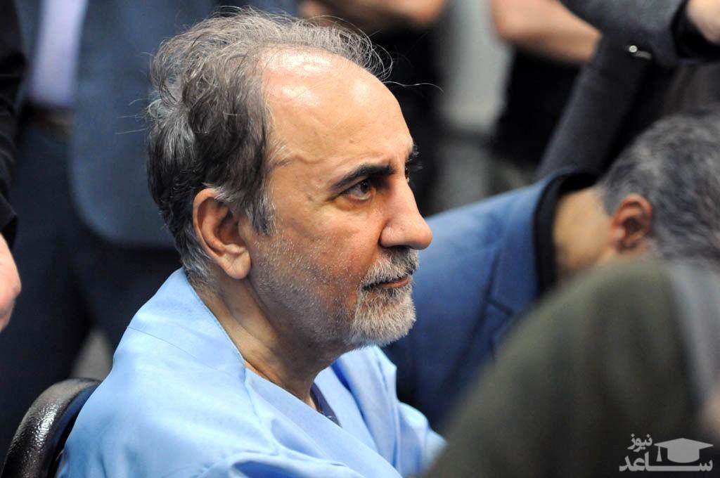 حکم پرونده محمد علی نجفی صادر شد!