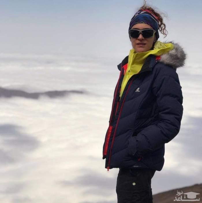 کوهنوردی ویشکا آسایش