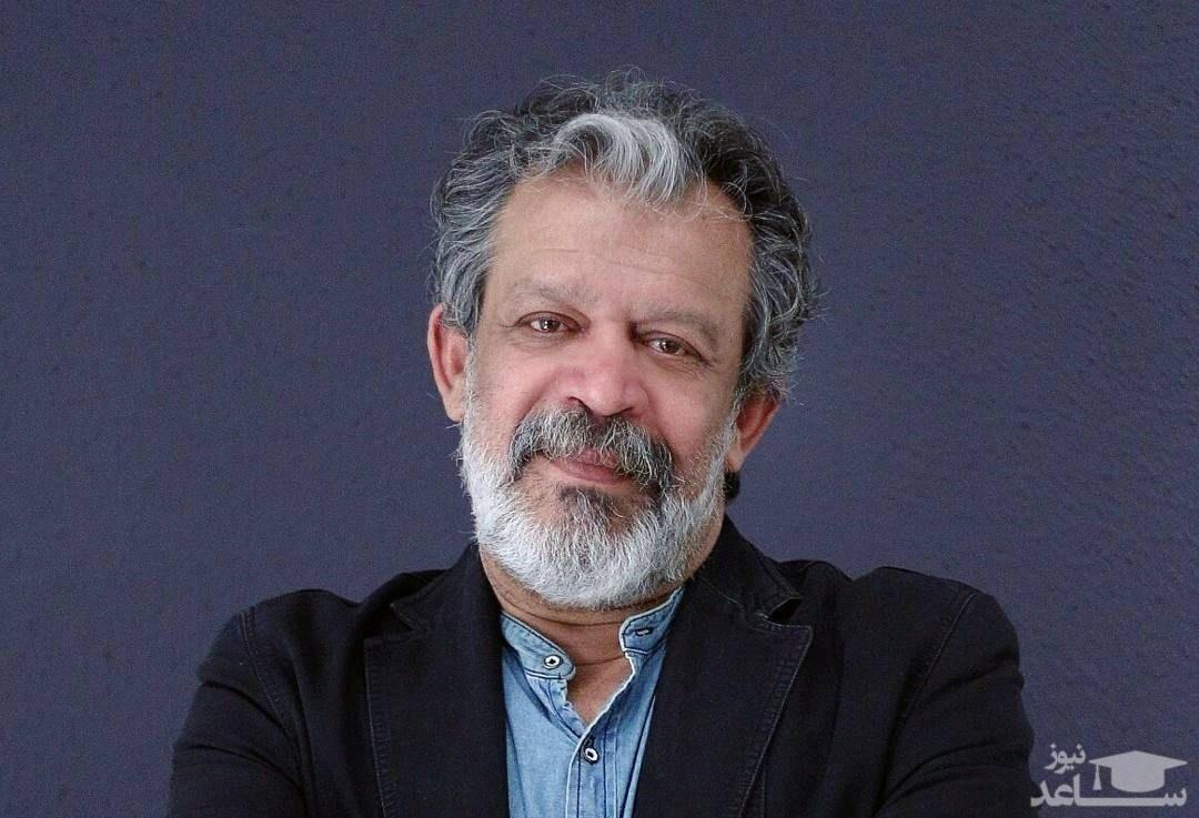 حسن پورشیرازی جایزه بهترین بازیگر مرد را گرفت