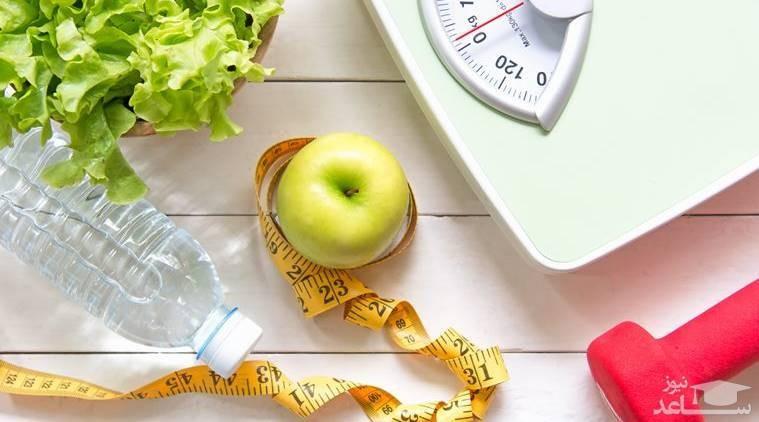 تضمینی تا عید لاغر شوید! / ترفندهای ساده لاغر شدن سریع تا عید 98