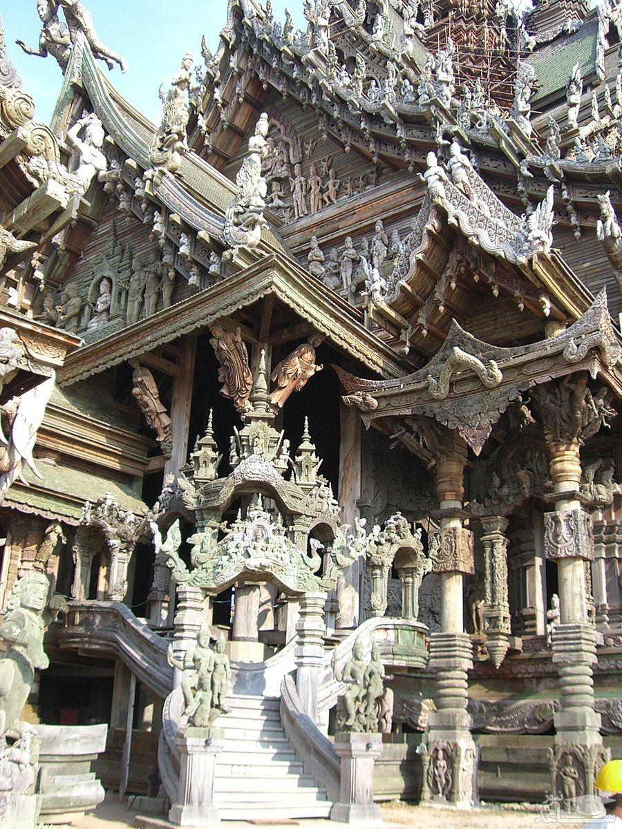 کلیساها و معابدی که معماری شگفت انگیزشان هوش از سر شما می برد