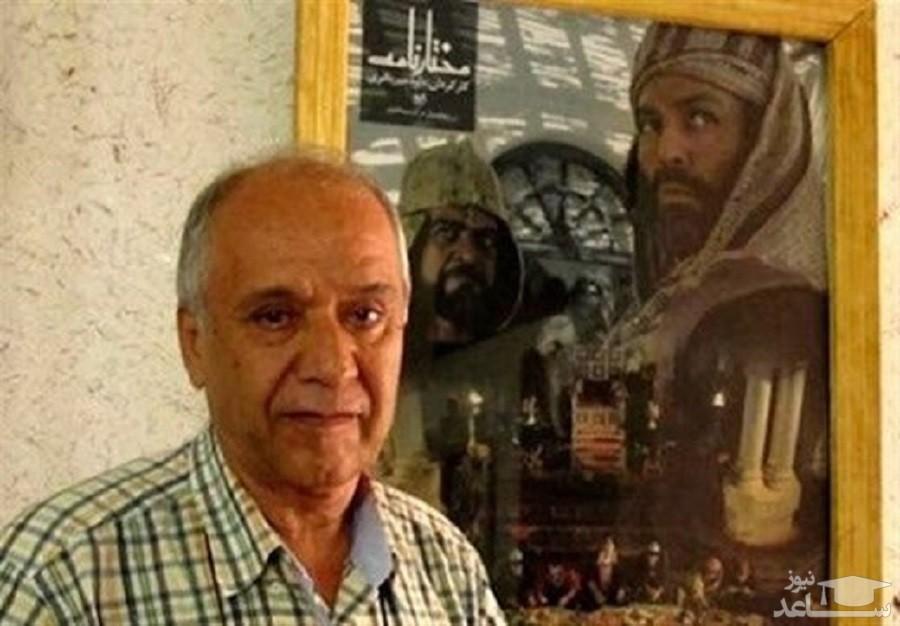 محمود فلاح تهیه کننده مختارنامه جان به جان آفرین تسلیم کرد