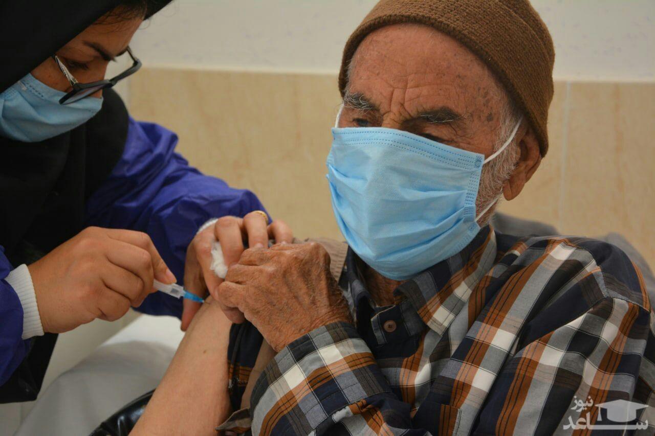 تزریق دیرهنگام دوز دوم واکسن کرونا عارضه ای ندارد