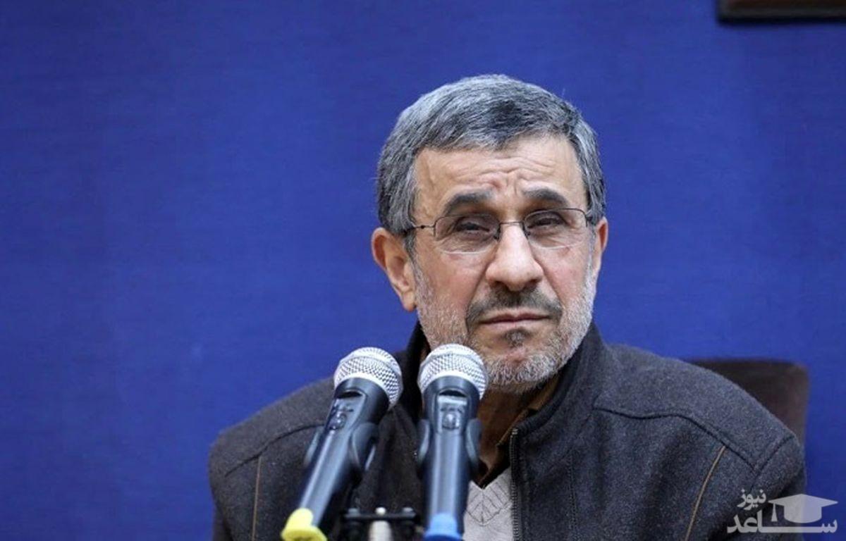 دلیل حمایت رهبر انقلاب از دولت احمدی نژاد به روایت کیهان