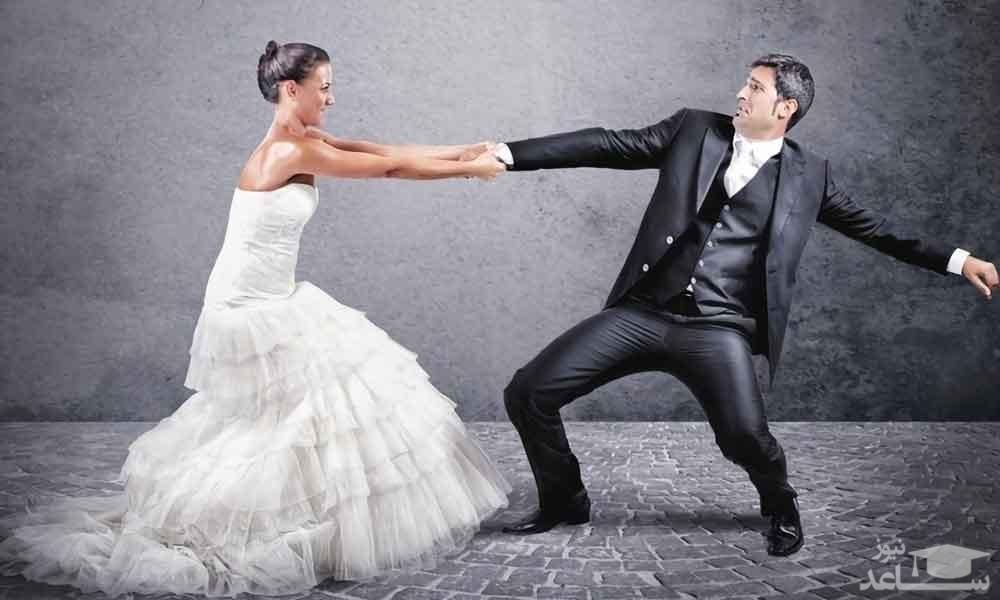 چرا مردان امروزی از ازدواج کردن می ترسند؟